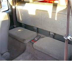 1990 Toyota Compact Truck 4WD Extended Cab Rear Jump Seats Seat ...