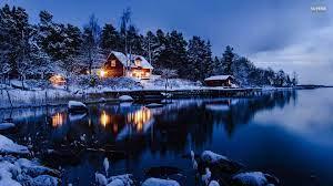 Norway Winter Desktop Wallpapers - Top ...