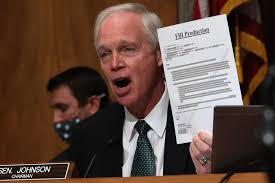 Ron Johnson Invites Fringe Witness to Vaccine Hearing
