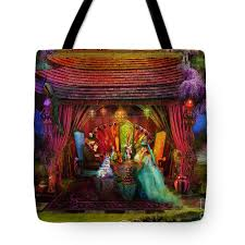 Mad By Design Bags A Mad Tea Party Tote Bag