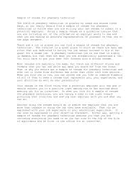 glamorous sample pharmacy technician cover letter pharmacy technician cover letter examples