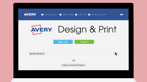 Avery Design Print Download Design Print Template Software Avery