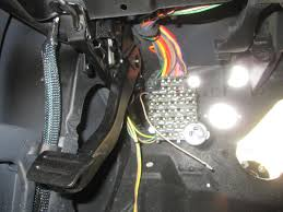 paint jmc autoworx page  here is nice shot of the fuse box that was mounted yesterday today we stripped and cleaned the steering column and got it painted
