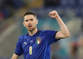 Jorginho: Belgium are top of the world ...