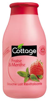 <b>Гель для душа Revitalizing</b> Shower Gel Strawberry & Mint