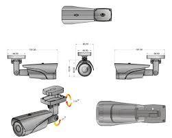 Unifore <b>720p</b>/<b>1080p AHD CCTV</b> Cameras