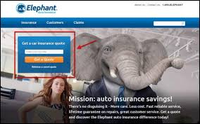 Elephant Auto Insurance Quote Awesome The Definitive Guide To Elephant Car Insurance