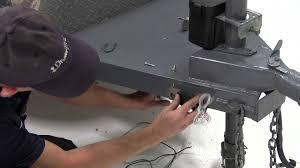 trailer breakaway switch installation