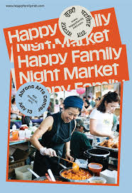 Happy Family Night Market - STA 100