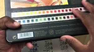 Quick Tip Make A Color Chart Polychromos Color Chart