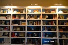 bookshelf lighting. Lighting For Bookshelves Bookshelf H