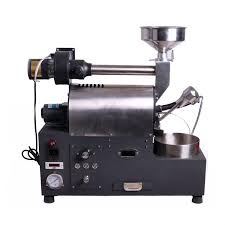 Roasters source green coffee and through a carefully controlled process of heating and cooling turn them into coffee beans. Ph 500g Coffee Toaster For Sale Zc Machinery Corp