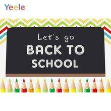 <b>Yeele Party Photocall</b> Back To School Pencil Chevron Photography ...