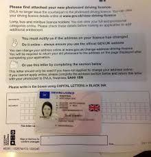 drivers licence form woman sent full driving licence despite never passing her practical