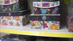 Cheap Decorative Storage Boxes New decorative storage boxes at Dollar General YouTube 88