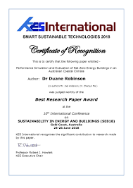 Sbrc Best Research Paper Award Eis News And Events