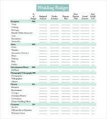 Wedding Budget Template Nz Editable Planner Free Download Budgets