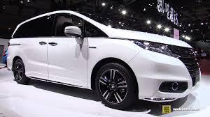 2016 honda odyssey interior. Simple Interior 2016 Honda Odyssey Sport Hybrid  Exterior And Interior Walkaround Debut  At 2015 Tokyo Motor Show YouTube In T
