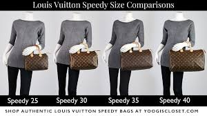 Louis Vuitton Size Chart Bag Louis Vuitton Speedy Bag Guide Louis Vuitton Speedy Bag