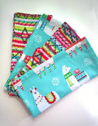 holiday cloth napkins. Contemporary Holiday Fun Christmas Napkins Modern Holiday Cloth Llama Napkin Family  XMAS Dinner Napkin In Napkins N