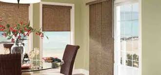 ODL Enclosed Blinds Built In Door Window Treatments For Entry DoorsLow Profile Window Blinds