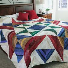 80 best Queen Size Quilts images on Pinterest | Bed duvets, Colors ... & SUPER STRINGS: Strippy Queen Size Quilt Pattern Designed and machine quilted  by MOLLY BLACK Dig Adamdwight.com