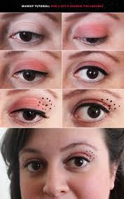 francis the ladybug eye makeup tutorial
