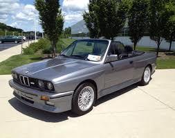 BMW M3 convertible - Photos - BMW Car Club of America E30 M3 ...