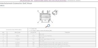 2006 impala radio wiring diagram for radio png at