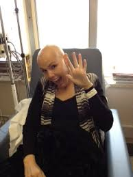 Monica Holt: Chemo #5 - Over the hump!!