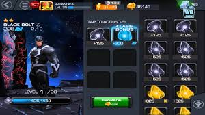 Deconstructing Marvel Contest Of Champions Mobile Free To Play