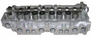 SD Parts - 2818 TOYOTA 4AC CYL HEAD Engine Cylinder Head