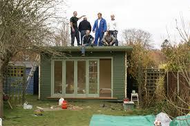 diy garden office. the extrarooms garden office blog has arrived diy