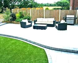 concrete patio ideas diy s