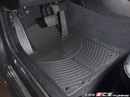 rubber floor mats. ES#196751 - 82550151192 Front All Weather Rubber Floor Mat Set Black Mats