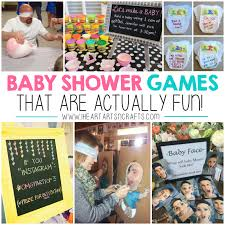 10+ Baby Shower Games That Are Actually Fun! - I Heart Arts n Crafts