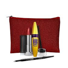 maybelline new york bride tribe kit red
