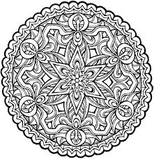 Mini Mandala Coloring Pages Posts Coloring Pages For Girls