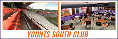 Kyle Field Zone Club Seating Chart South Club Clemson Iptay