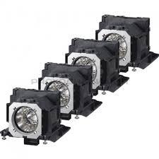 Купить <b>PANASONIC</b> ET-LAD520PF <b>комплект</b> из 4-х <b>ламп</b> для ...