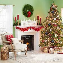 There are no firm rules for decorating a Christmas tree when it comes to  draping garland. To avoid branches bulging between tightly cinched garland  strands, ...