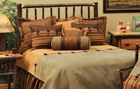 autumn leaf lodge bedding