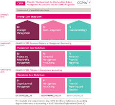 cima chartered institute of management accountants the levels