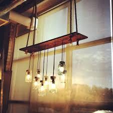 diy kitchen lighting ideas. Diy Light Fixture Ideas My Barn Board Mason Jar Kitchen Island Lighting