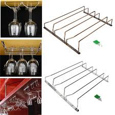 Metal wine glass rack Wine Enthusiast Other Warehouse Send Me Purchase Update On Messenger Stainless Steel Wine Glass Rack Caldwelldressagecom Stainless Steel Wine Glass Rack Hanger Bar Home Cup Glass Holder At