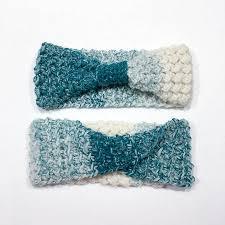 Crochet Patterns For Headbands Cool 48 Free Crochet Ear Warmer Patterns