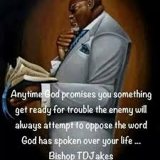 Td Jakes Quotes Gorgeous Td Jake Quotes Bible