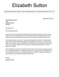 Sample Housekeeper Cover Letter Best Solutions Of Sample Cover
