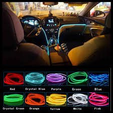 Ford Focus 2019 Ambient Lighting Jingxiangfeng 5m Car Decorative Lights Driving At Night