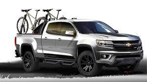 Chevrolet Colorado Sport Concept debuts for SEMA show   Autoweek